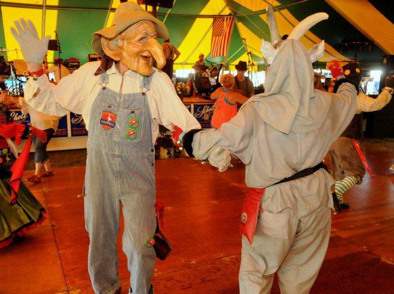 Bavarian Blast Dance