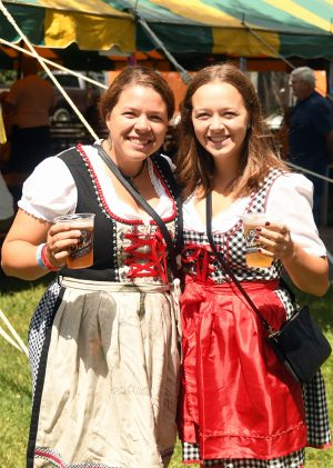 Lodging is fun at Bavarian Blast